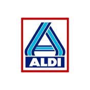 Wij beveiligen voor Aldi logo