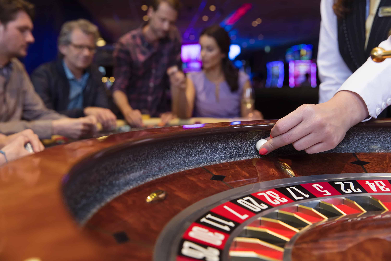 Beveiligers casino