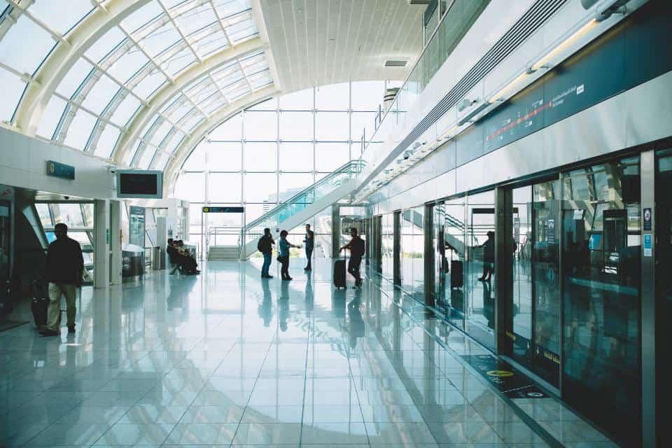 Luchthavenbeveiliging