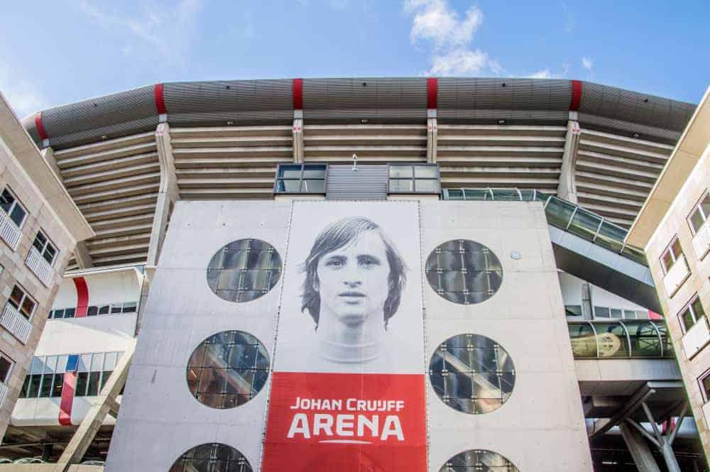 Wij leveren beveiliging voor de thuiswedstrijden van Ajax