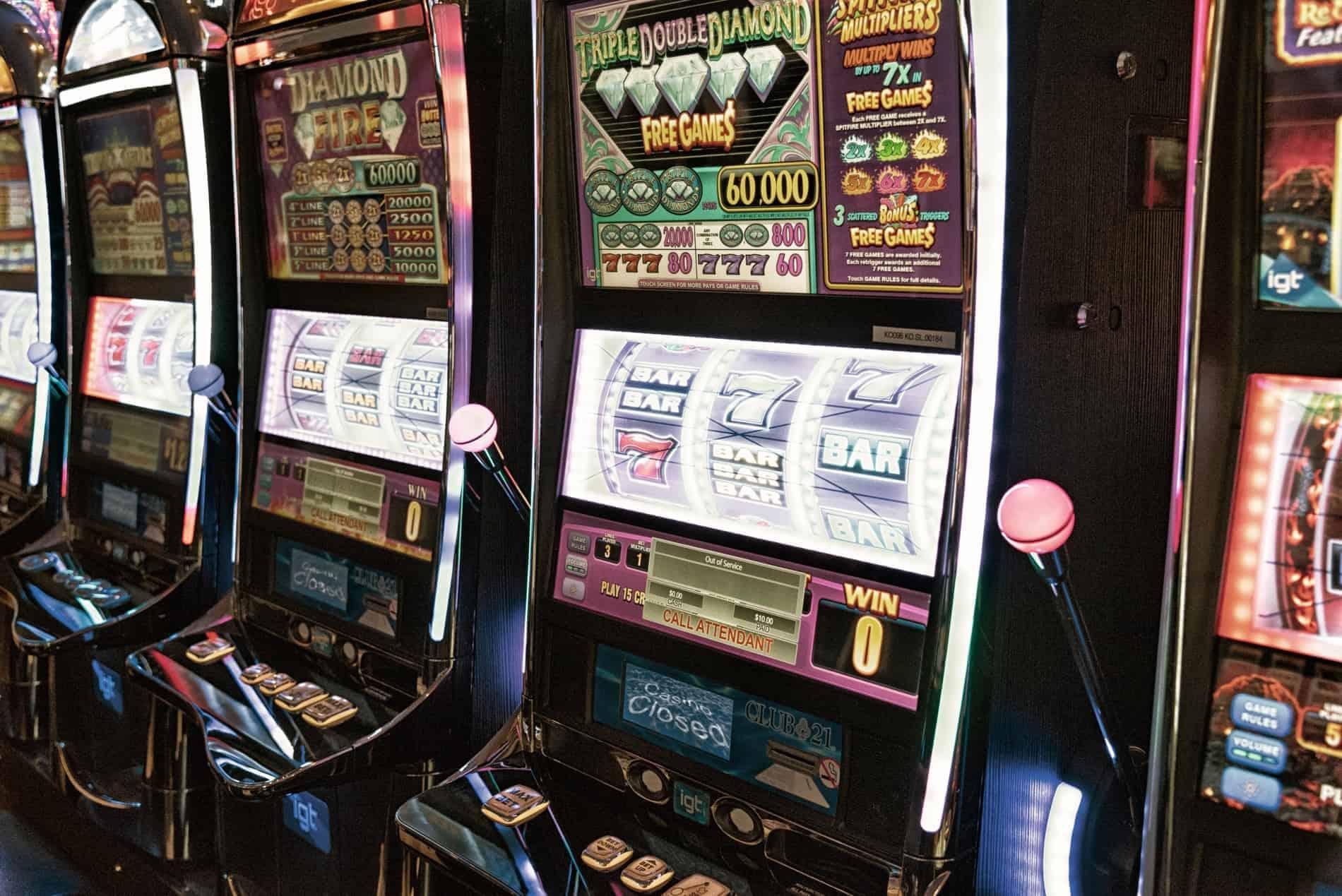 Wij leveren objectbewaking voor Casino's