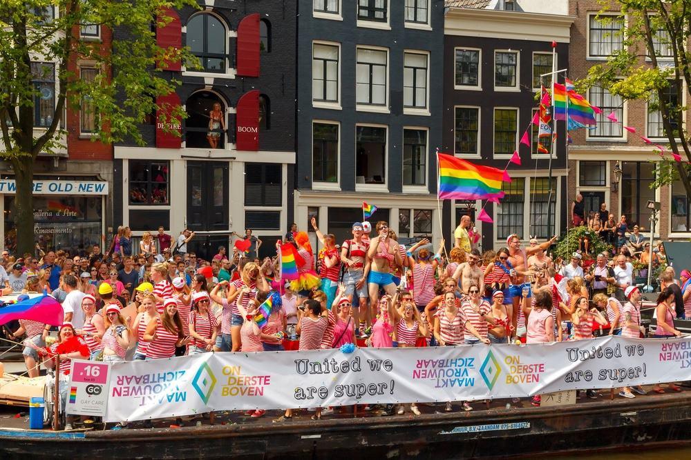 Wij beveiligen meerdere horeca locaties tijdens de jaarlijkse Gay Dag
